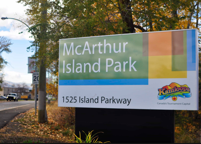 Many Kamloops residents don't want to see major changes to McArthur Island