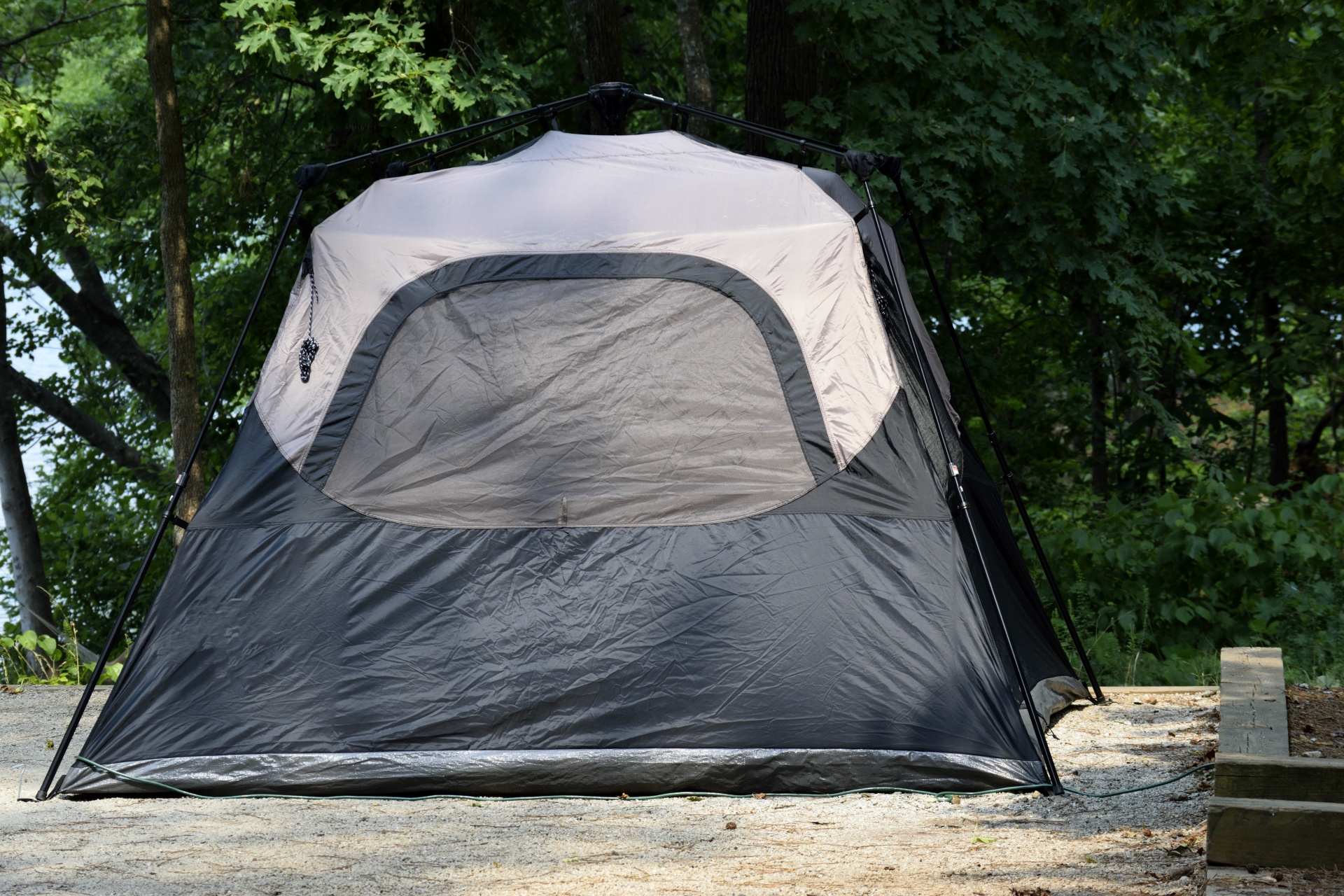 Camp sites going fast for May long weekend