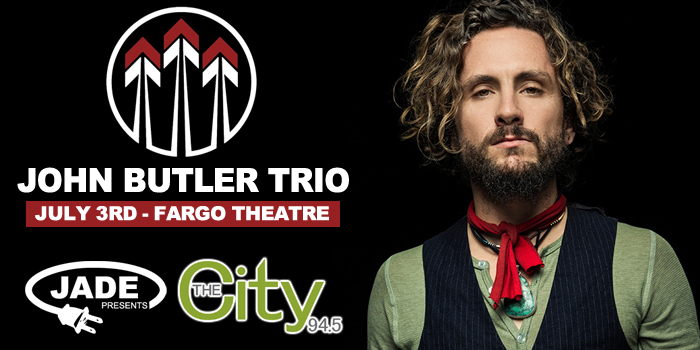 Feature: http://www.thecity945.com/the-city-94-5-welcomes-the-john-butler-trio/