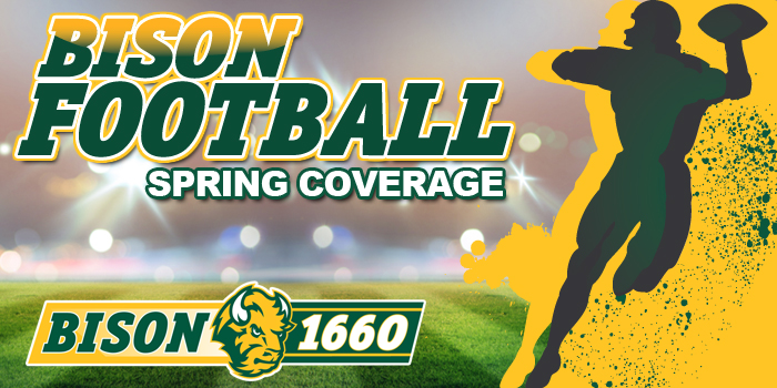 Feature: http://www.bison1660.com/bison-football-spring-coverage/