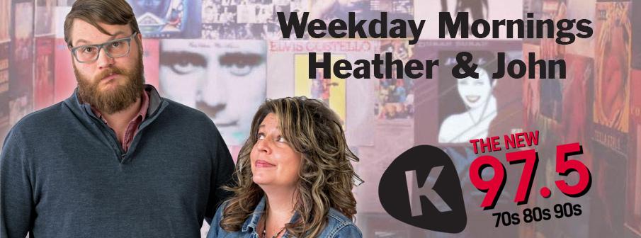 Heather & John