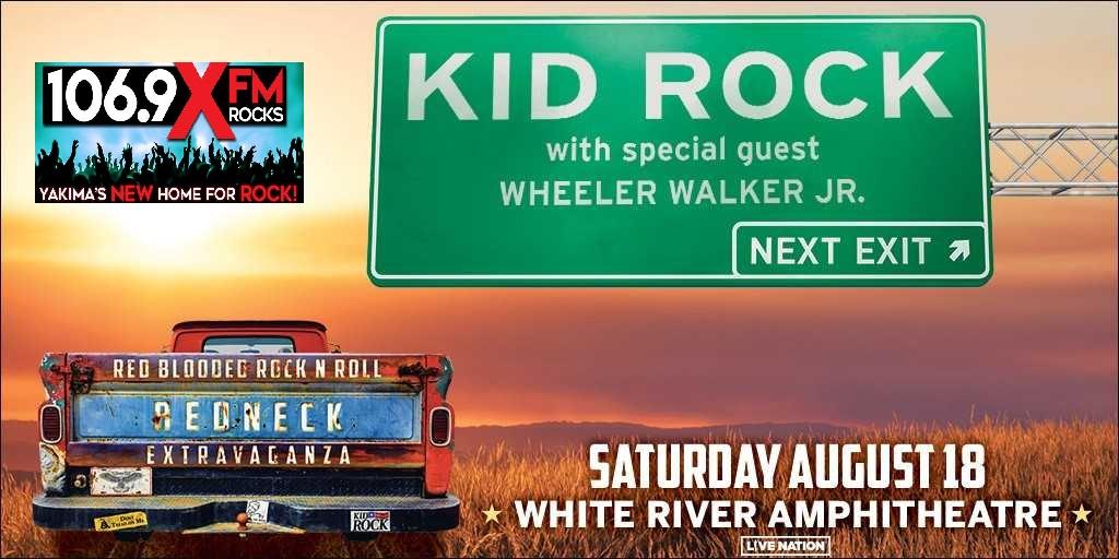 Feature: http://www.1069xfm.com/kid-rock-live-at-white-river-amphitheatre/