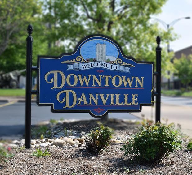 Meet Danville First Citizen, Mary Thompson