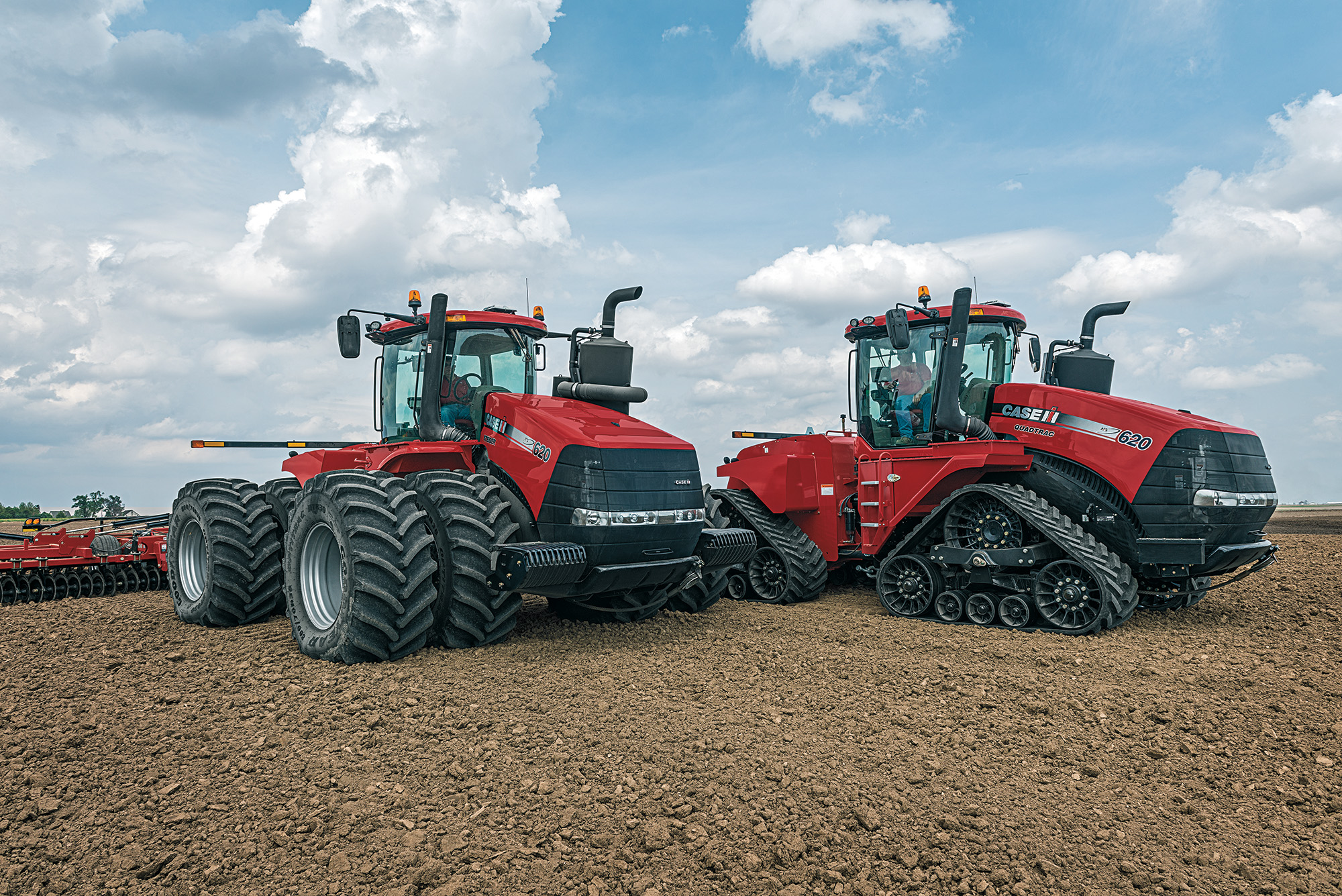 How to Get Both Fuel Economy & Power with Steiger Case IH