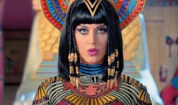 Katy Perry – Dark Horse – video