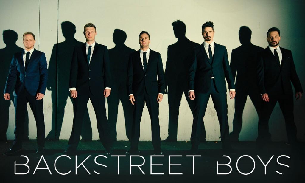Backstreet Boys - River Pre-sale info