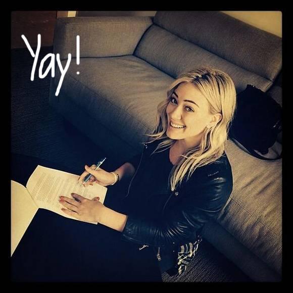 Hilary Duff IS BACK!