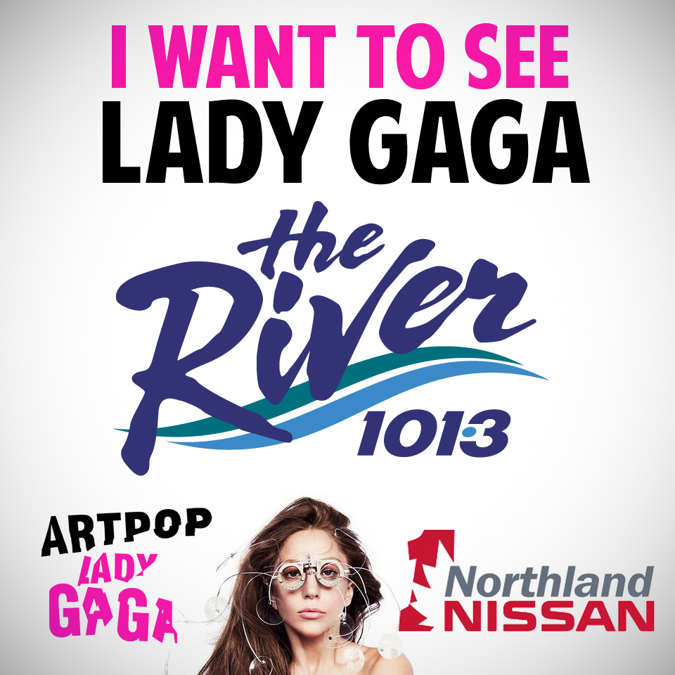 Two ways to win tickets to see Lady Gaga!