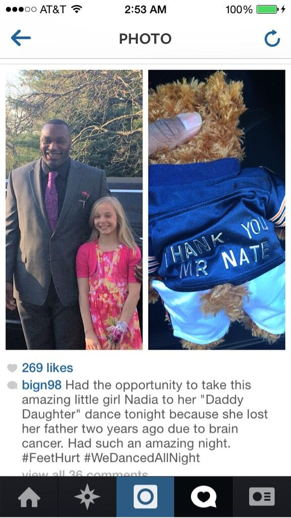 16 Acts of Kindness that will restore your faith in Pro Athletes