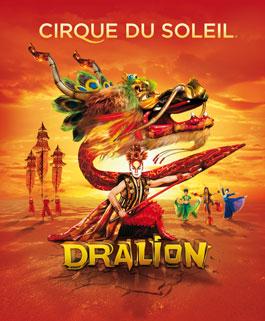 Details on the CIRQUE DU SOLEIL show