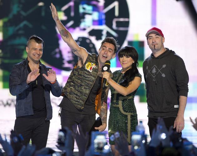 2014 Much Music Video Awards - Winners