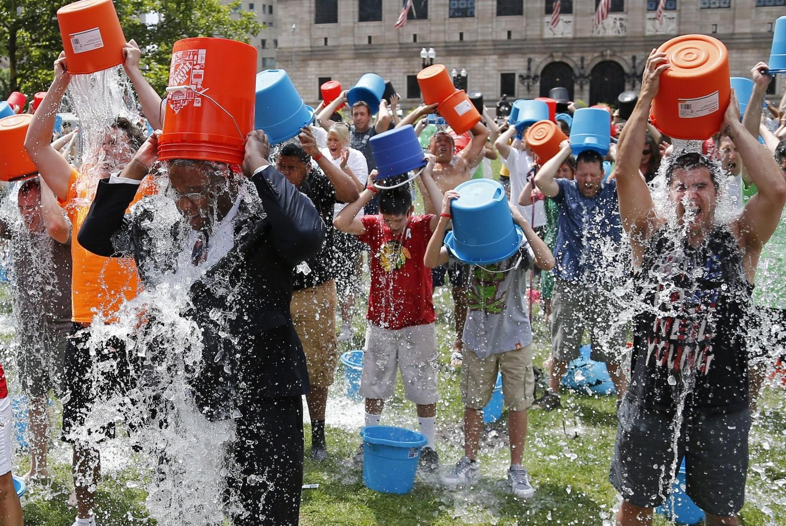 Ice Bucket Challenge hits $70 Million