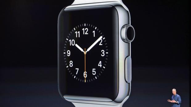 The big Apple announcement - no surprise