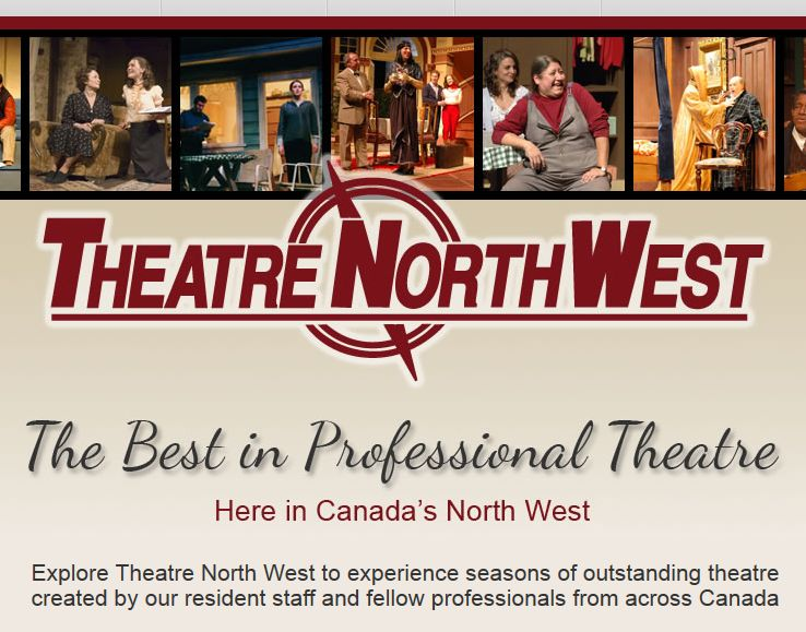 Theatre North West!