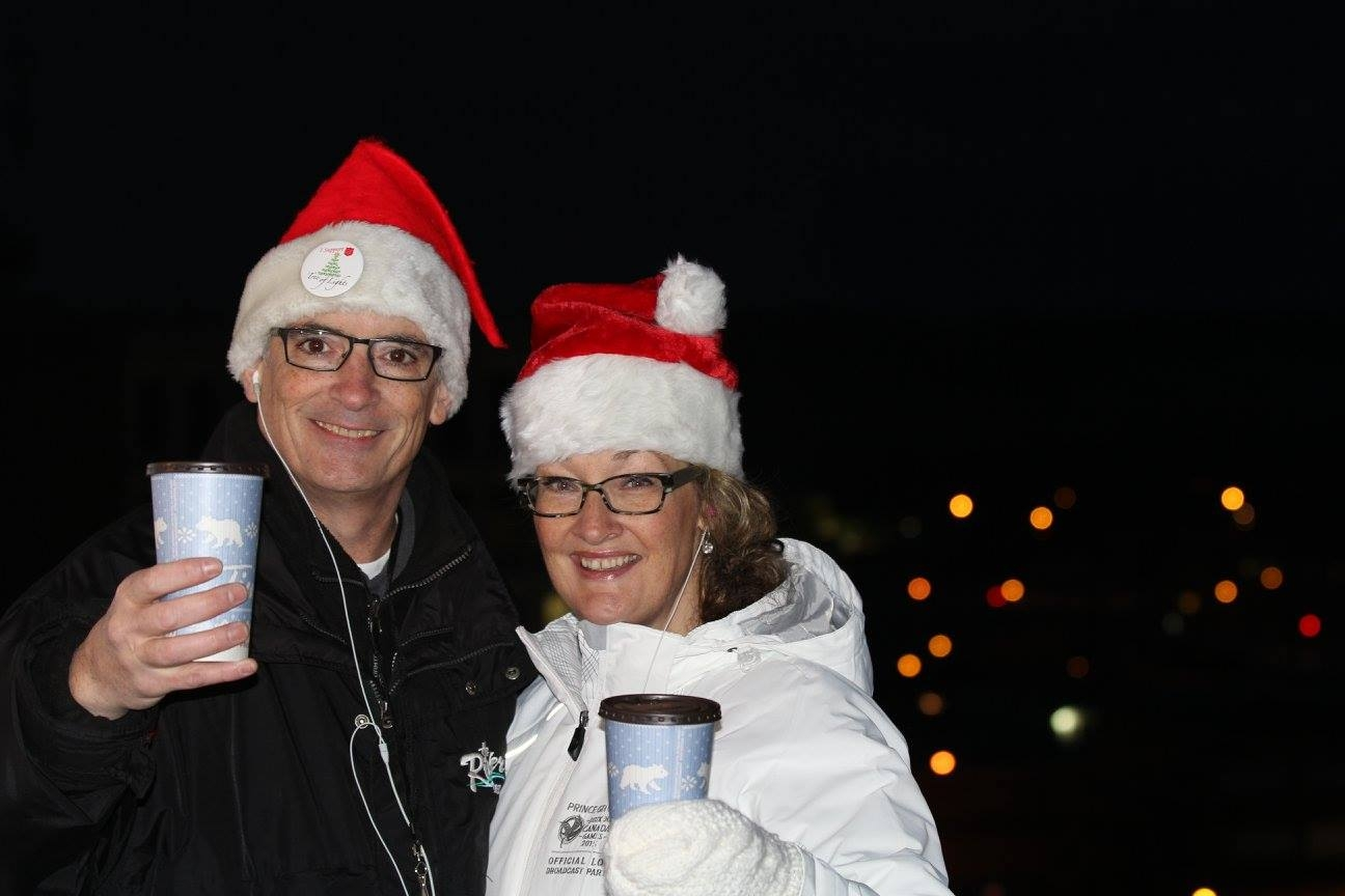 The Salvation Army Tree of Lights - Roof Broadcast