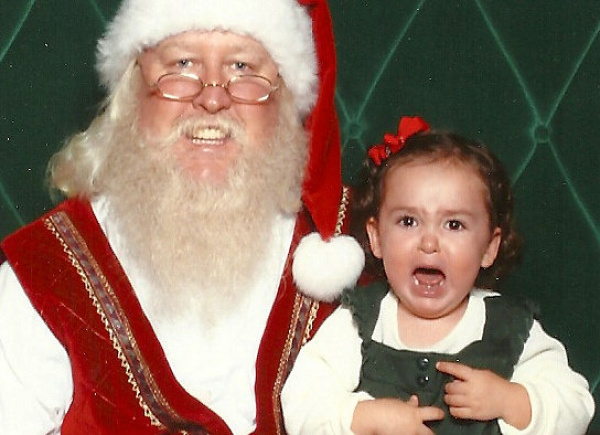 How to survive your child's visit with Santa