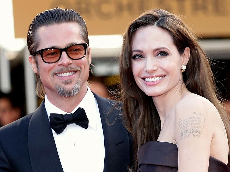 Mrs. Pitt? Mrs. Jolie? The Monday #ShortBuzzz