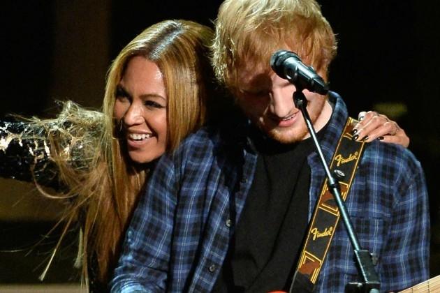 Ed, Beyonce, Taylor #ShortBuzzz