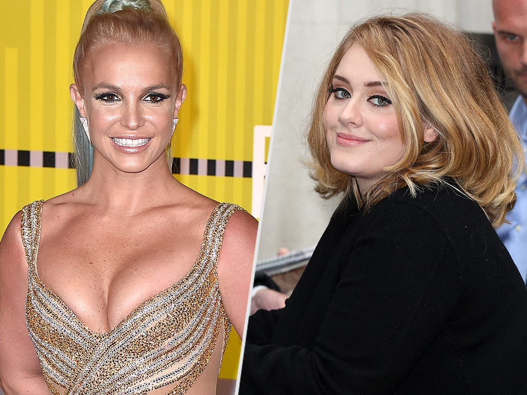 Adele, Brit, Carrie, Biebs #ShortBuzzz