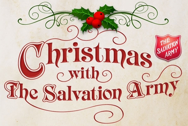 Salvation Army Christmas Campaign Kick-off Breakfast
