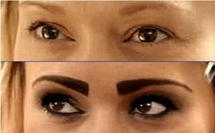 The top ten cosmetic looks men don't like