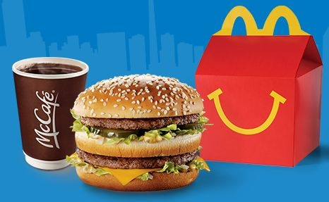 Today is McHappy Day!