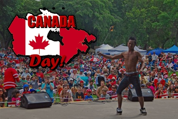Canada Day in Prince George