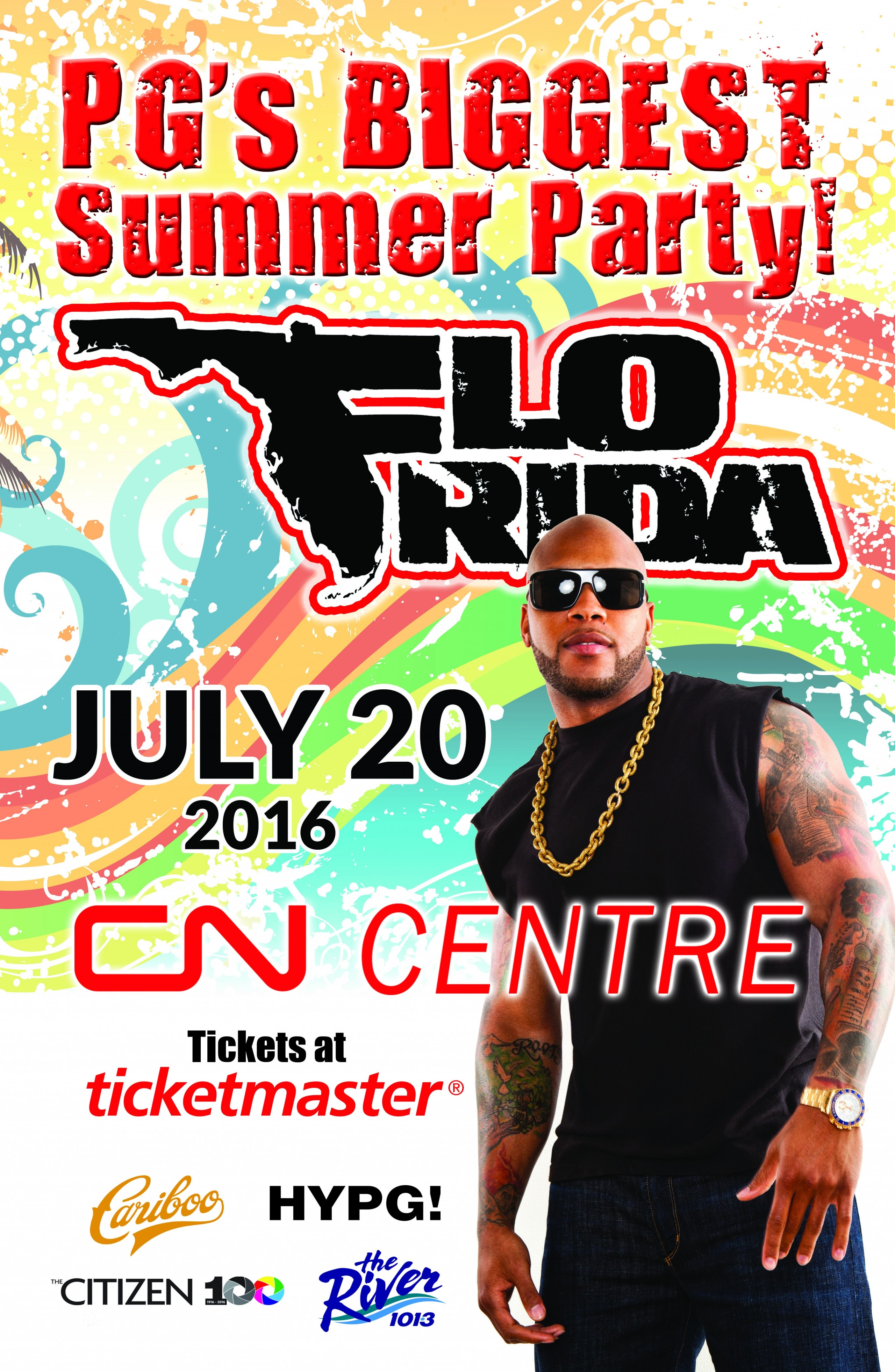 PG's Biggest Summer Party #CityofPG