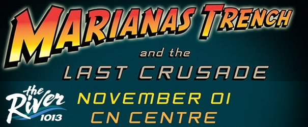 Marianas Trench in #CityofPG Nov. 1st
