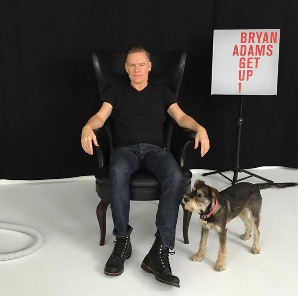 Bryan Adams - November 19th - CN Centre