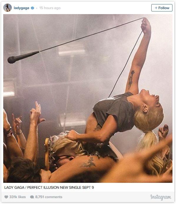Gaga, Swifty, Demi, Usher #ShortBuzzz