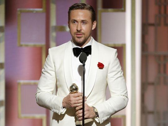 The Golden Globes - Winners