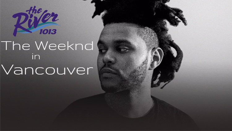 101.3 The River's The Weeknd in Vancouver