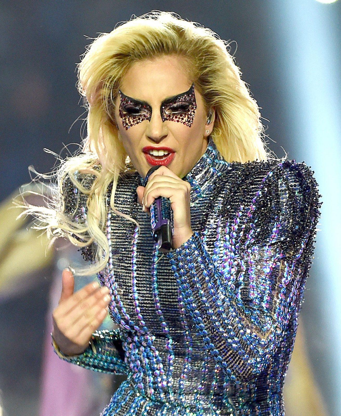 Super Bowl LI Halftime Show - Lady Gaga