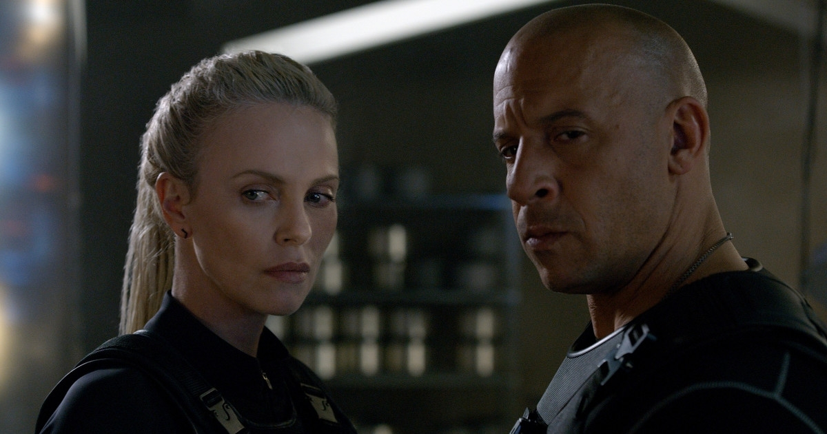 The Fate of the Furious -Trailer! [VIDEO]