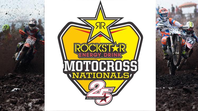 Rockstar Energy CMRC Pro National Series