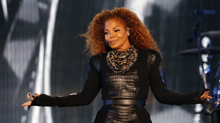 Janet Jackson - Vancouver - September 26