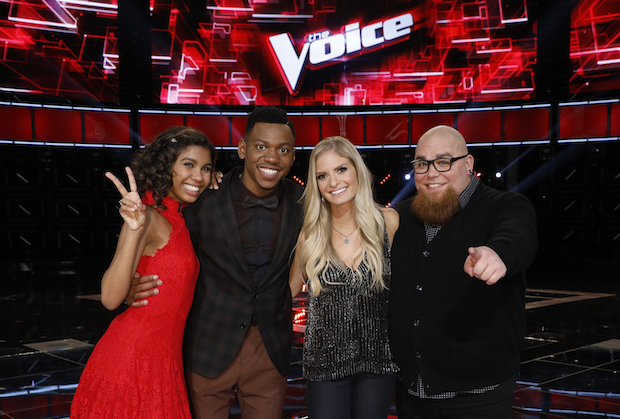The Voice, The Idol #ShortBuzzz