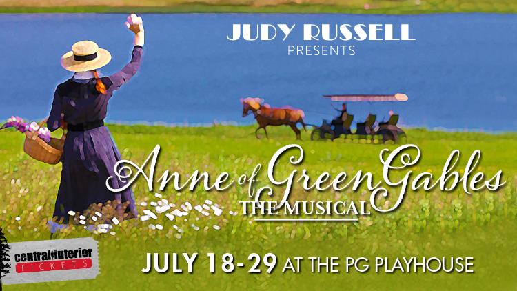Judy Russell Presents: Anne of Green Gables