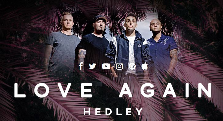 New music from Hedley