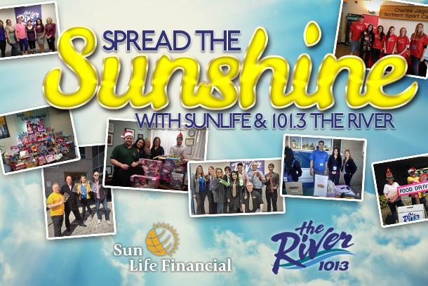 Spread the Sunshine: Random Acts of Kindness