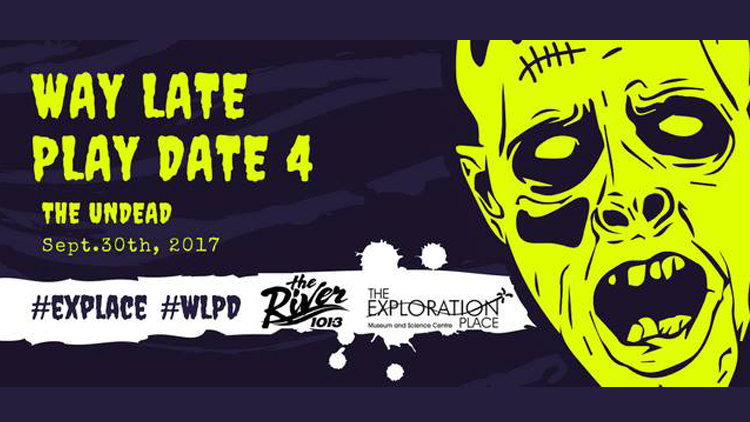Way Late Play Date 4 – The Undead