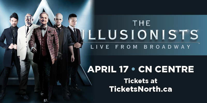 The Illusionists Live at the CN Centre