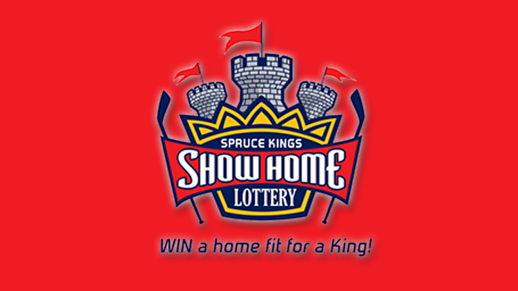 Prince George Spruce Kings 35th Annual Show Home Lottery
