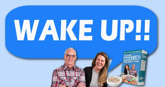 The River's Daily Wake Up Mug