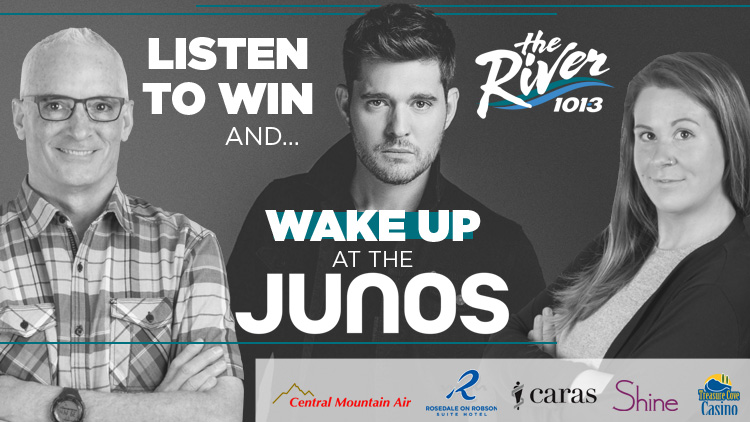 The River Presents: Wake Up at the Junos