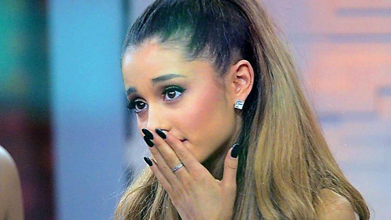 Ariana, Justin, Ed #ShortBuzzz