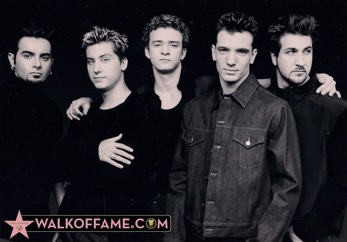 NSYNC and Lollapalooza