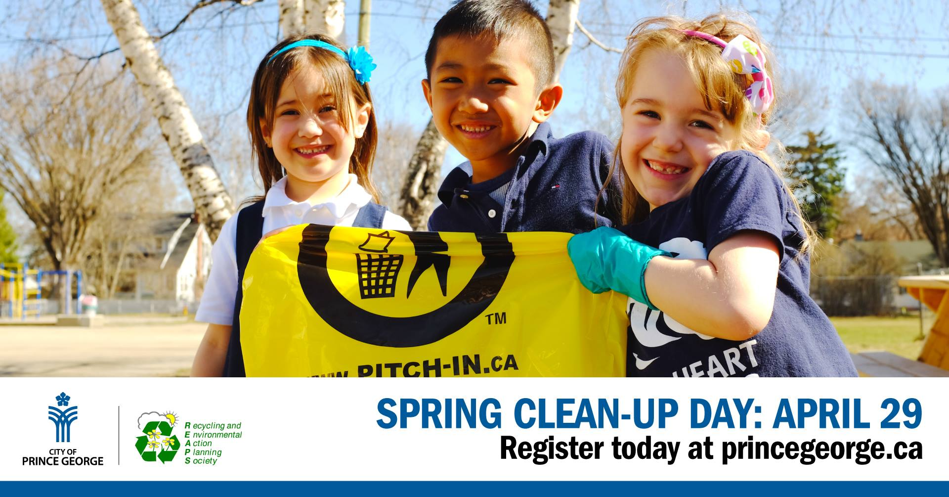 ANNUAL CITY-WIDE SPRING CLEAN-UP DAY