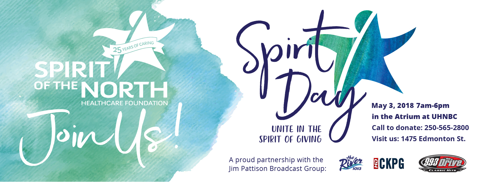 Spirit of the North Healthcare Foundation's Spirit Day